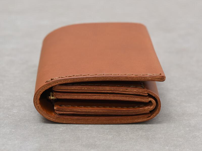 二つ折りミニ財布(GS-64) 側面