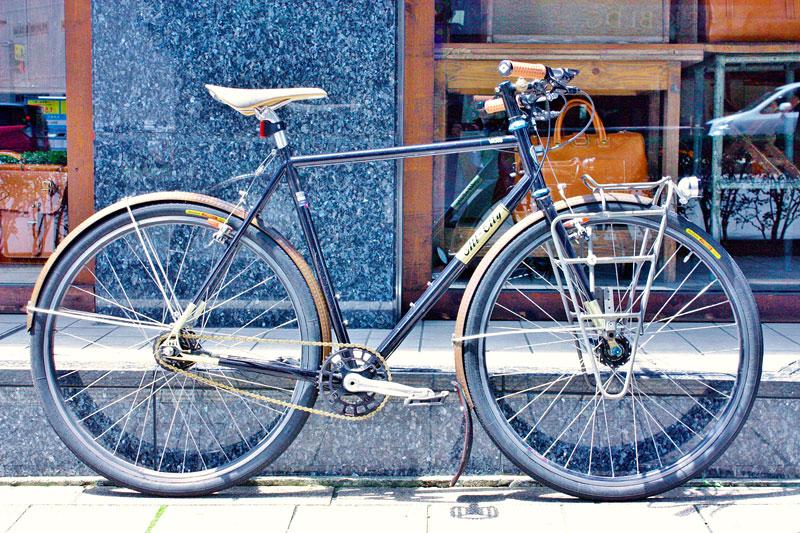 伊藤の自転車1