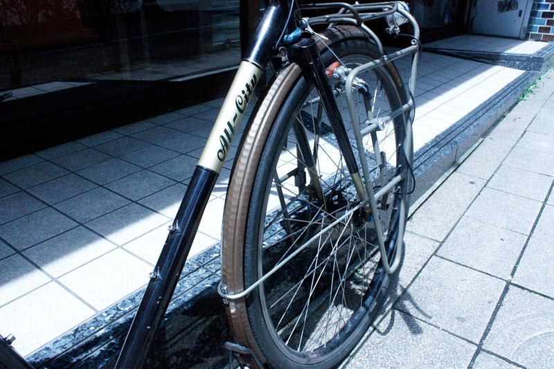 伊藤の自転車2