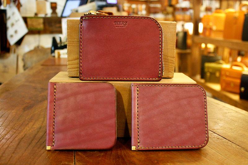 限定カラーのミニ財布系