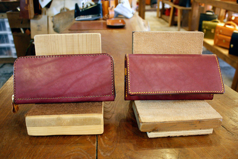 長財布の限定カラー