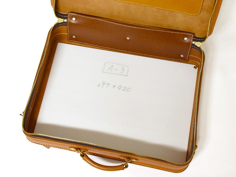 箱型鞄・2wayビジネスバッグ(BF-40)収納例
