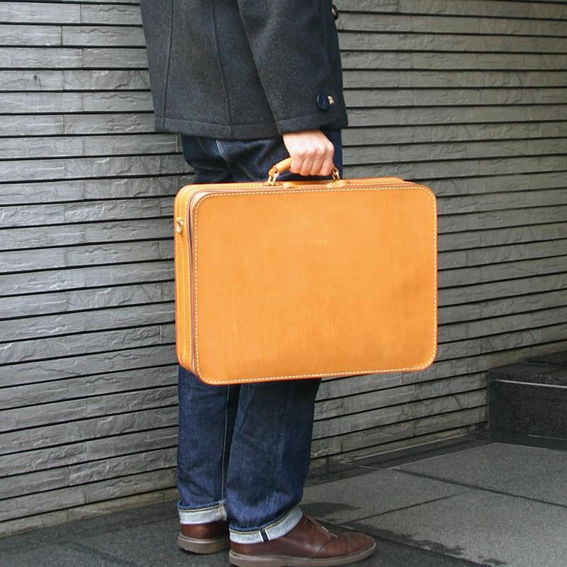 箱型鞄・2wayビジネスバッグ(BF-40)