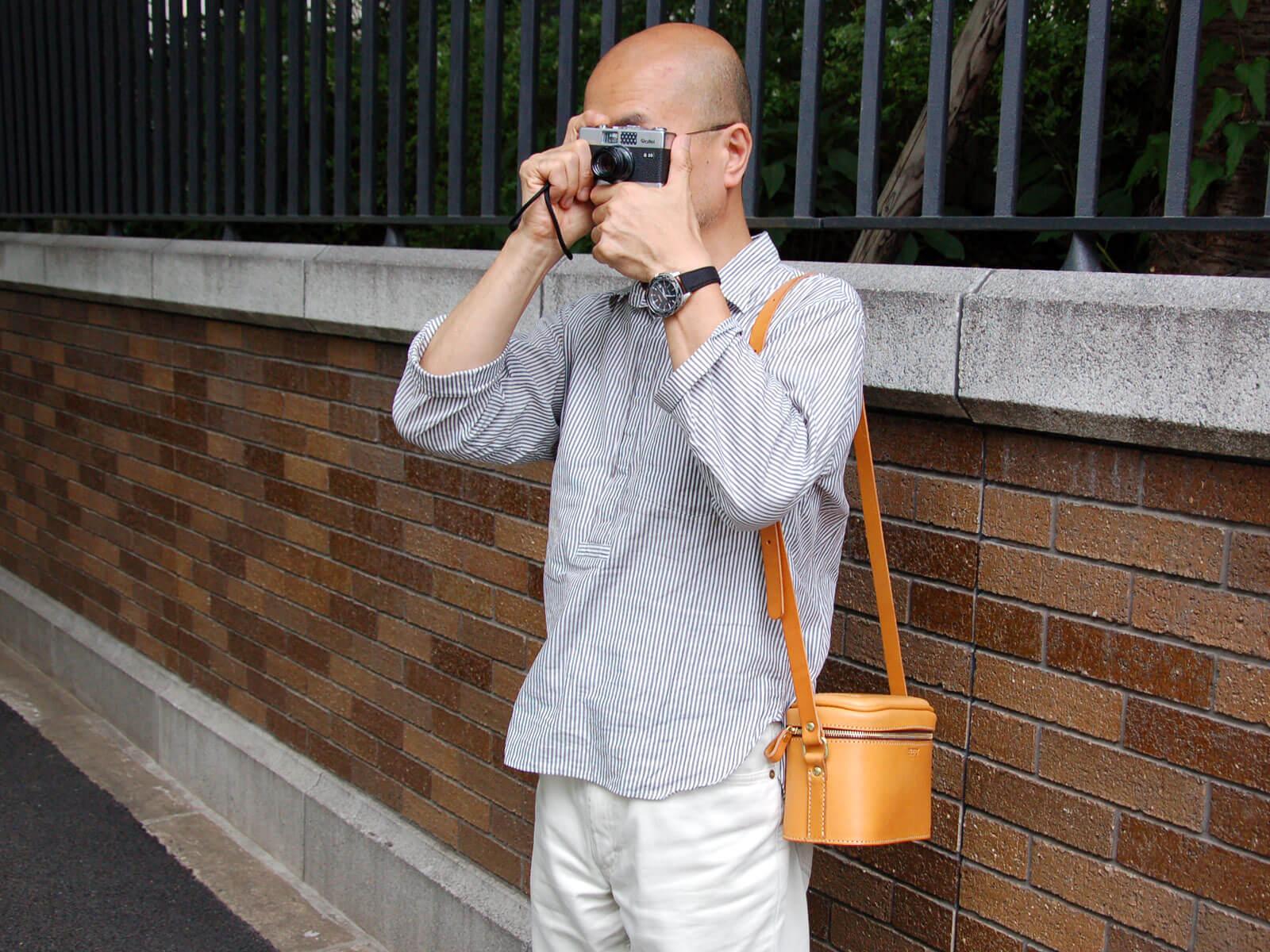 夏のカメラバッグ特集 ~日常はシャッターチャンスに溢れている~