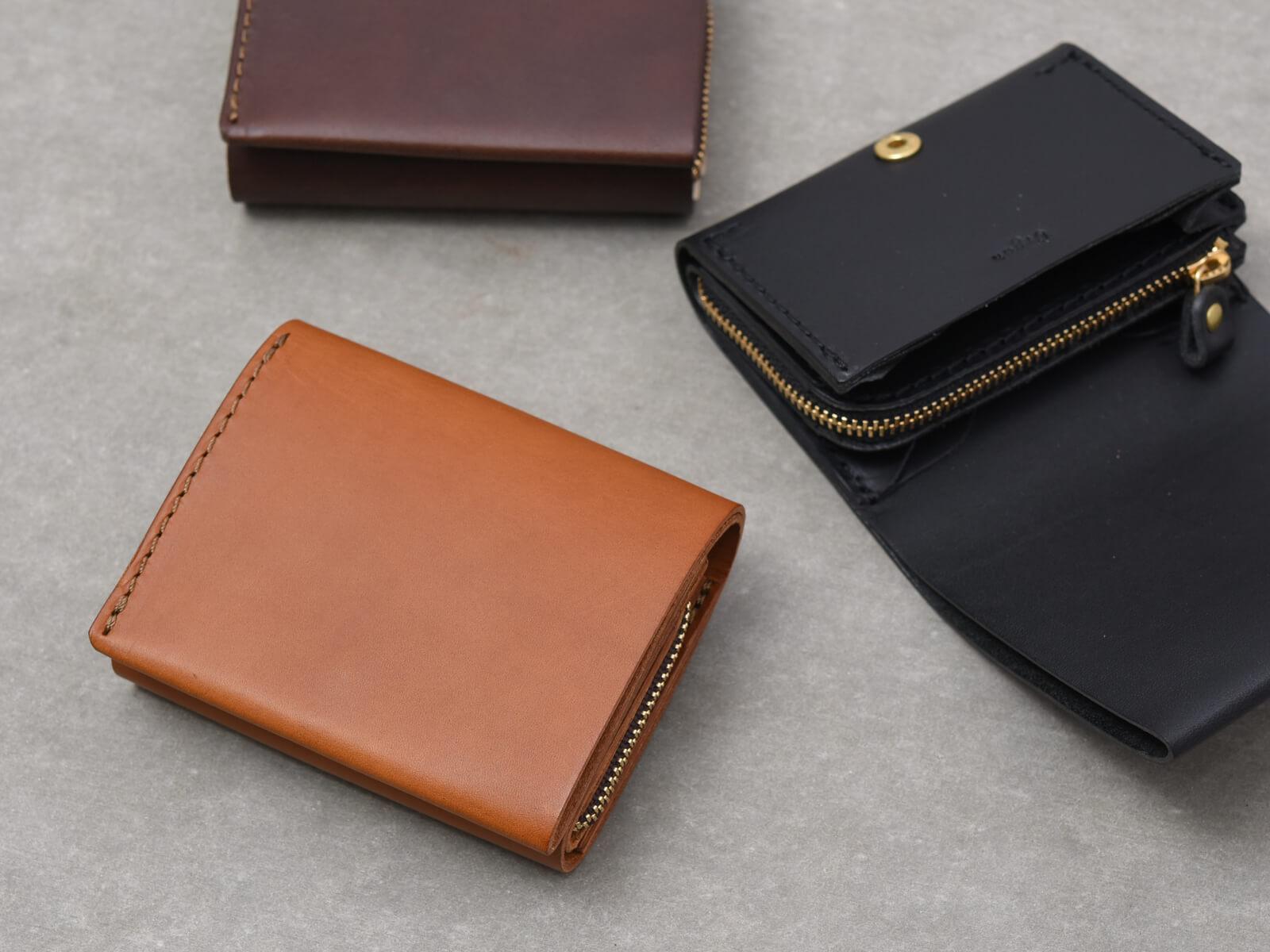 二つ折りミニ財布(GS-64)