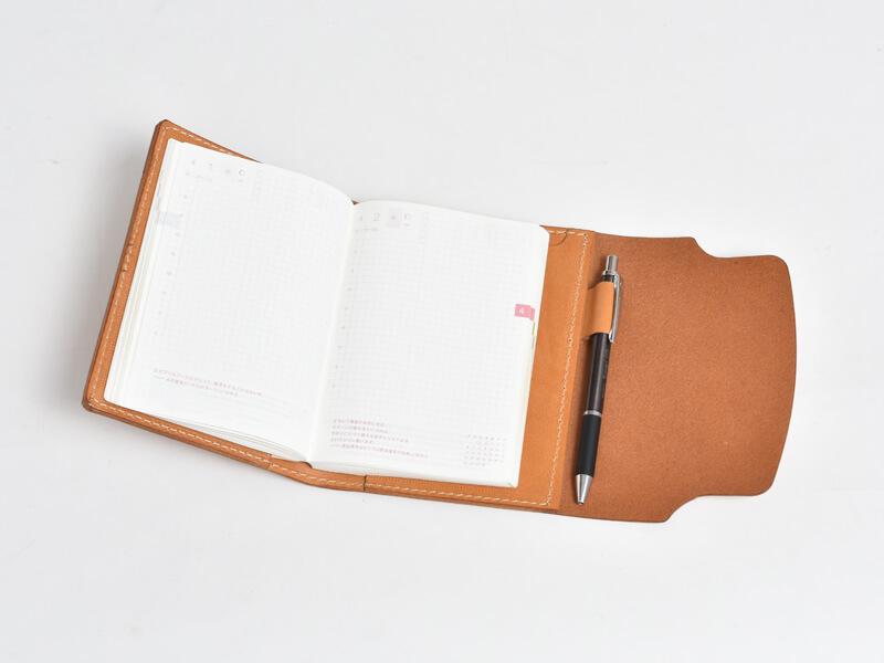 フラプト手帳カバー(KB-3) 収納