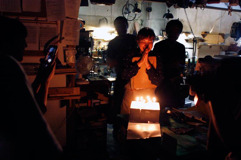 スタッフ佐藤の誕生日