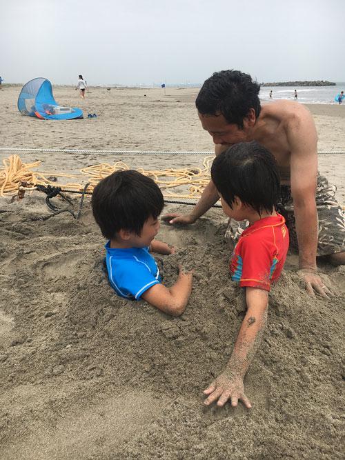 仙台店清水の夏休み