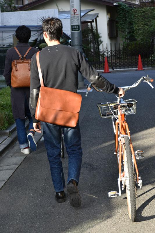自転車オフショット2