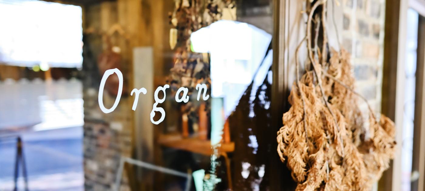 Organ(オルガン)ショップメイン1