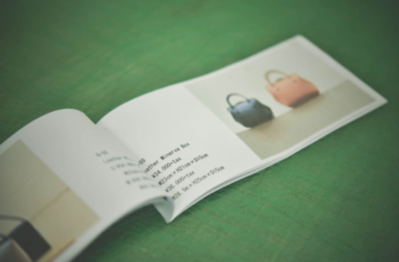Organ10周年記念ページ カタログ