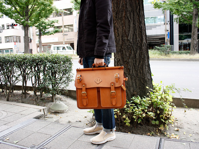 トリップバッグ・Trip Bag(A-102) 手持ち