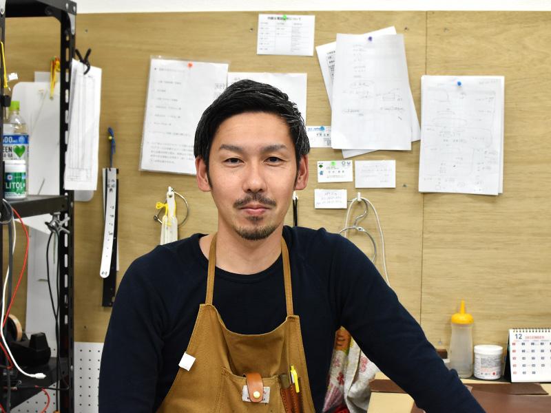今回のスタッフ:作り手 セイジ