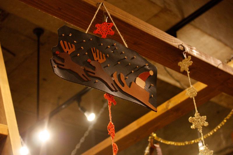 仙台店のクリスマスディスプレイ3