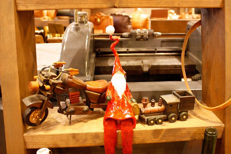 仙台店のクリスマスディスプレイ4