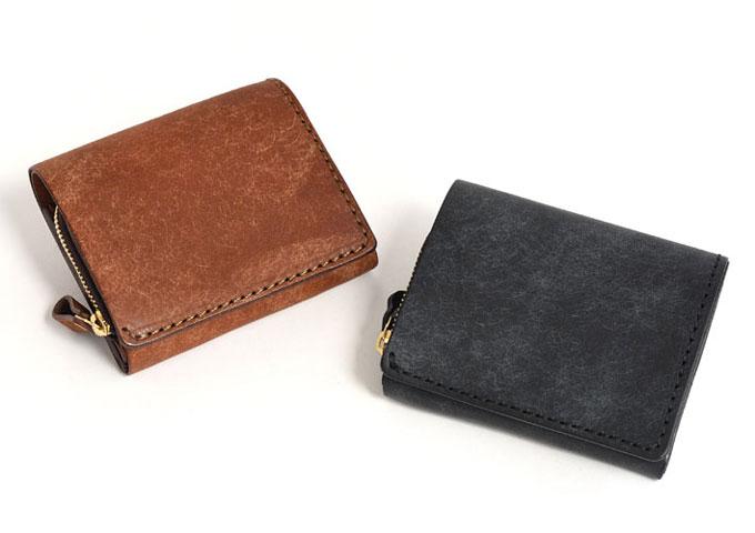 ネビア特別仕様・小型の二つ折り財布(NSA-6)