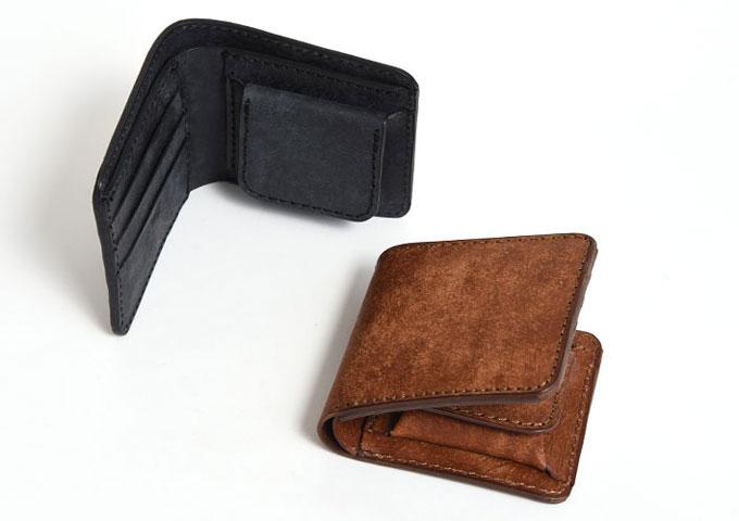 ネビア特別仕様・二つ折り財布(NSA-5)