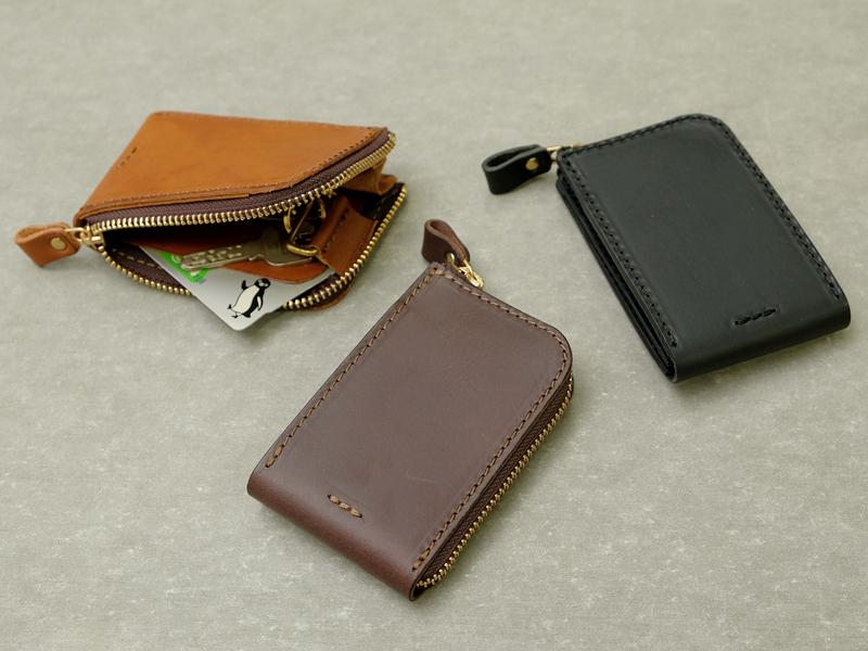 カードポケット付きキーケース(GS-60)