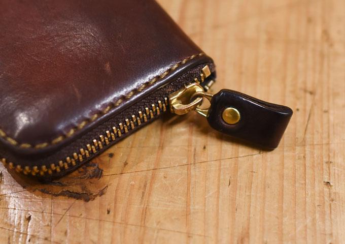 コンパクト財布の気になる変化4