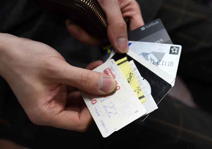コンパクト財布(KK-59) 愛用方法5