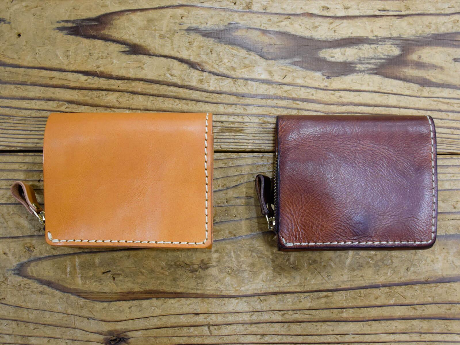 春財布2020 名古屋店おすすめ「小型の二つ折り財布(WS-64)」