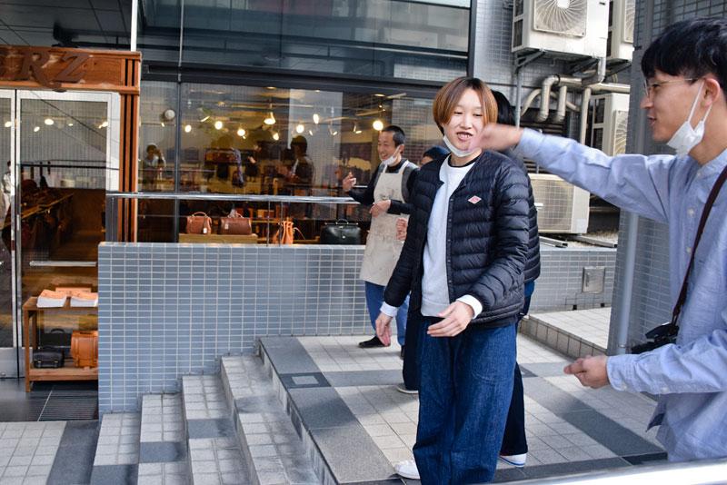 名古屋店節分の豆まき2
