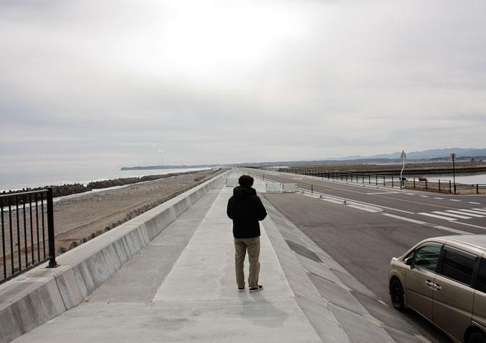 南相馬へ向かう道のり5