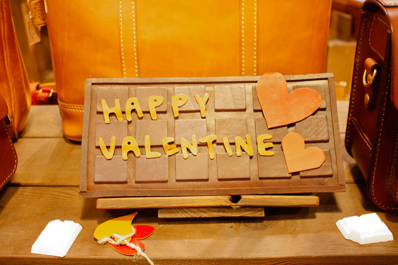 2月14日はバレンタインデー!