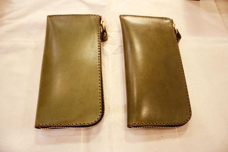 L字ファスナー長財布(WL-3) 新品比較