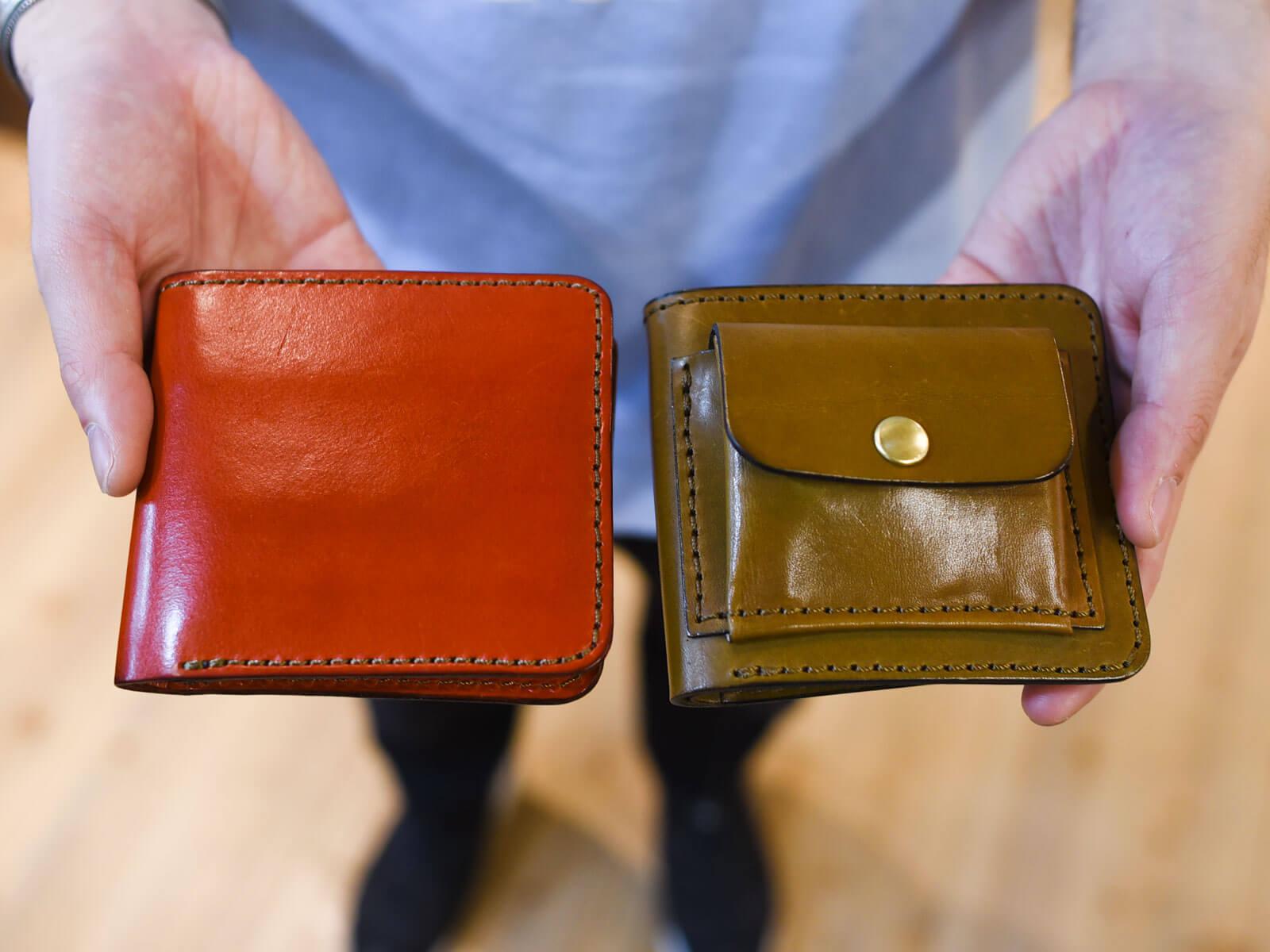 春財布2020 本店スタッフも愛用中の二つ折り財布をご紹介
