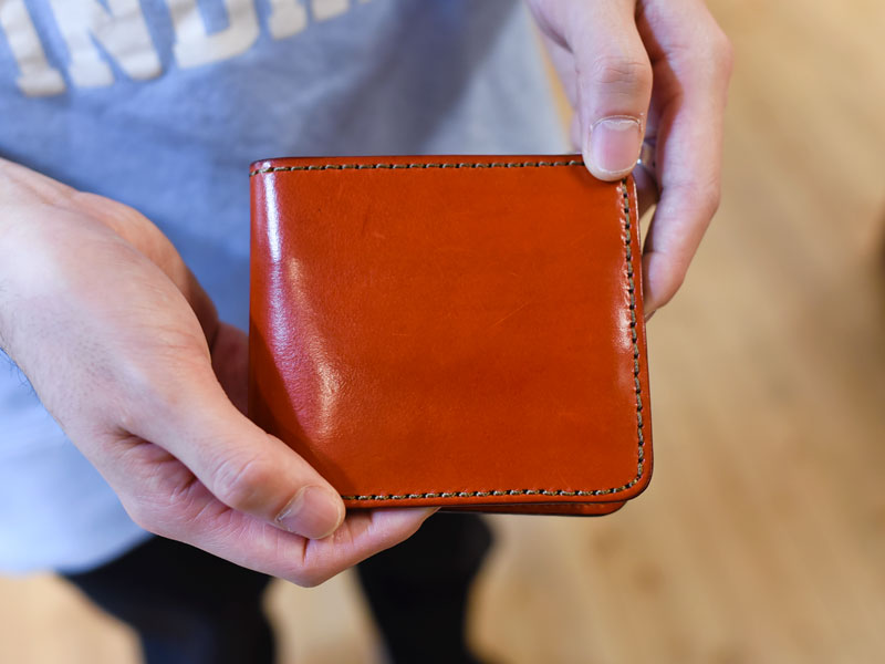 二つ折り財布(WS-3)
