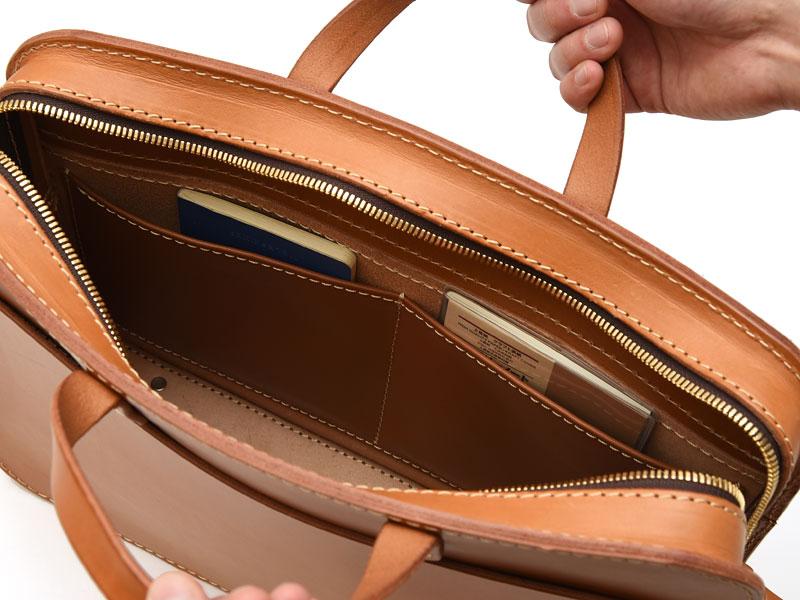 2wayビジネスバッグ(BW-110) 内ポケット