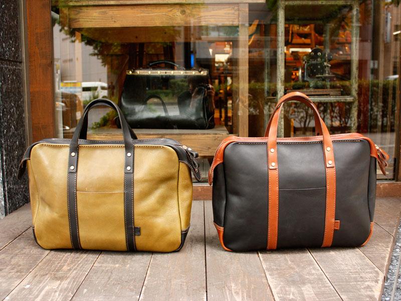 二本手カジュアルビジネスバッグ(BW-11) 配色