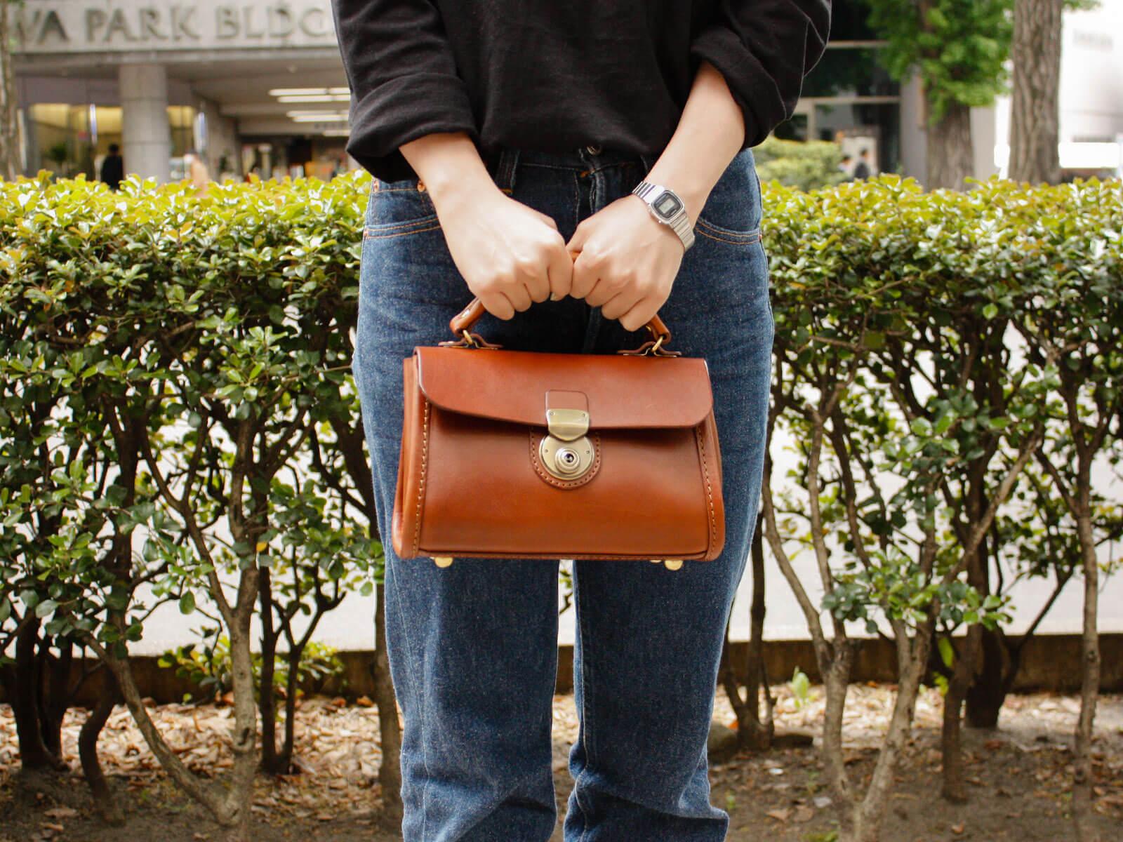 仙台店営業再開のお知らせとスタッフピックアップの鞄たち