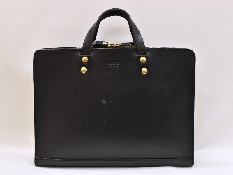 約5年愛用の二本手ビジネスバッグ(BW-111)
