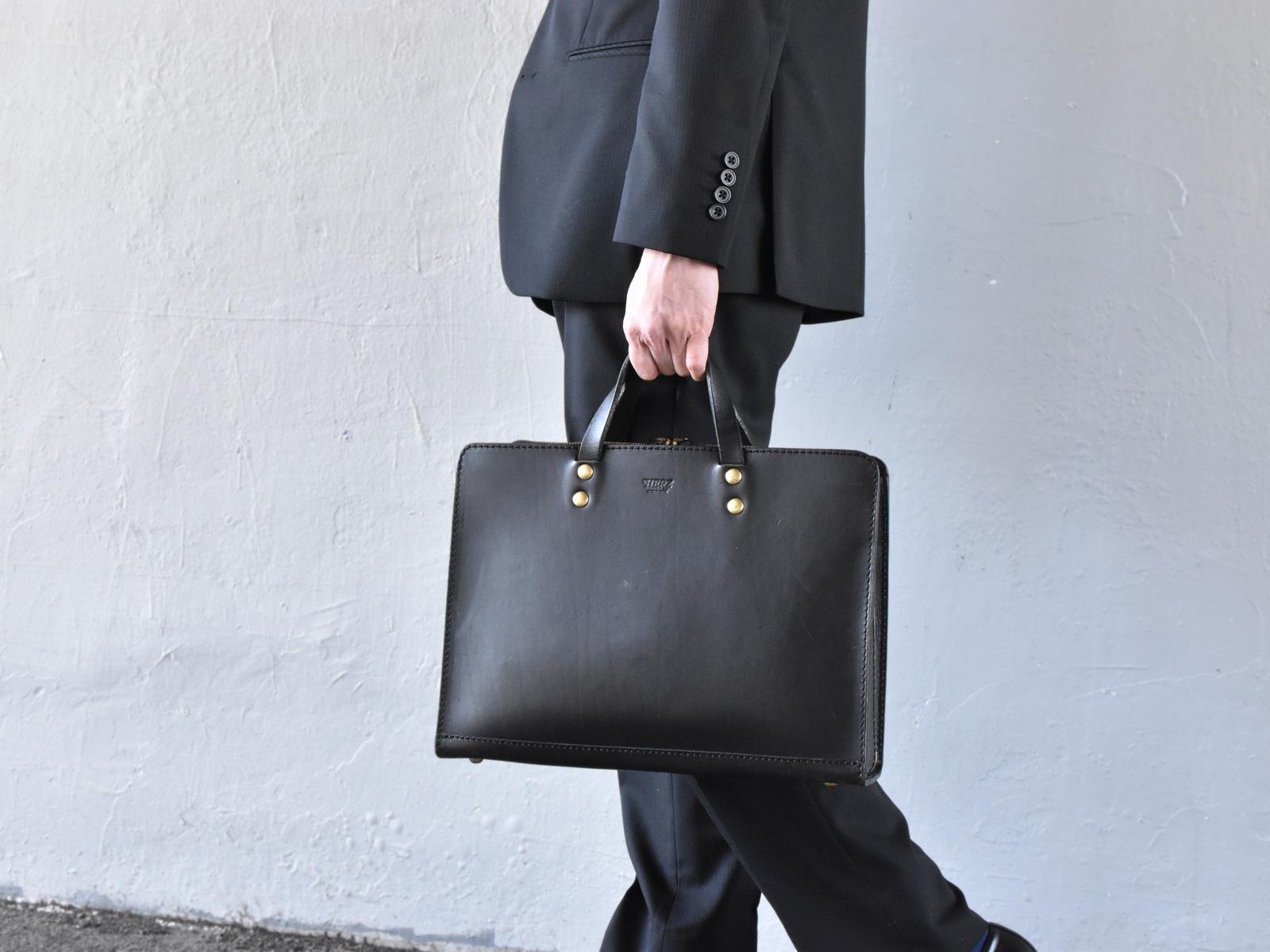 オンラインショップおすすめビジネスバッグのご紹介 ~二本手ビジネスバッグ(BW-111)~