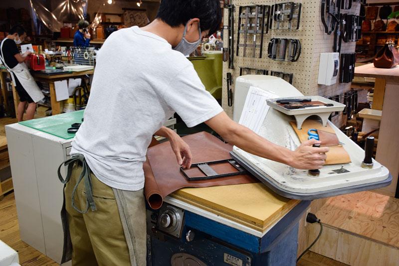 名古屋店製作風景2
