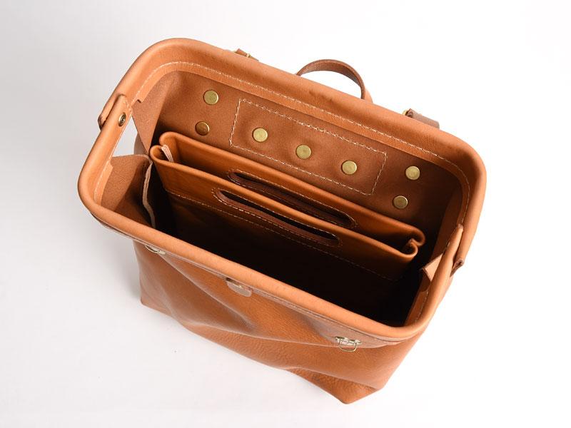 手持ちもできるバッグインバッグ・縦型(S-3-T) バッグ収納