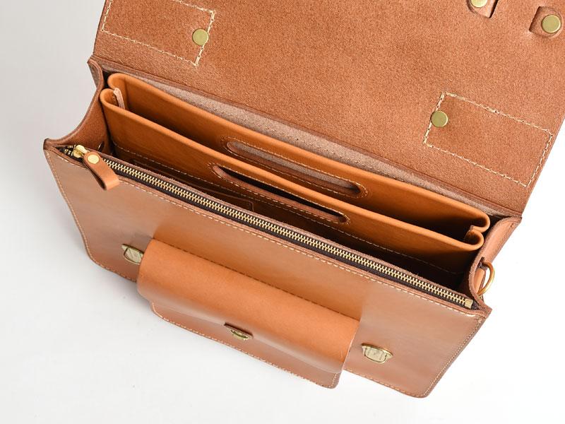 手持ちもできるバッグインバッグ・横型(S-3-Y) バッグ収納