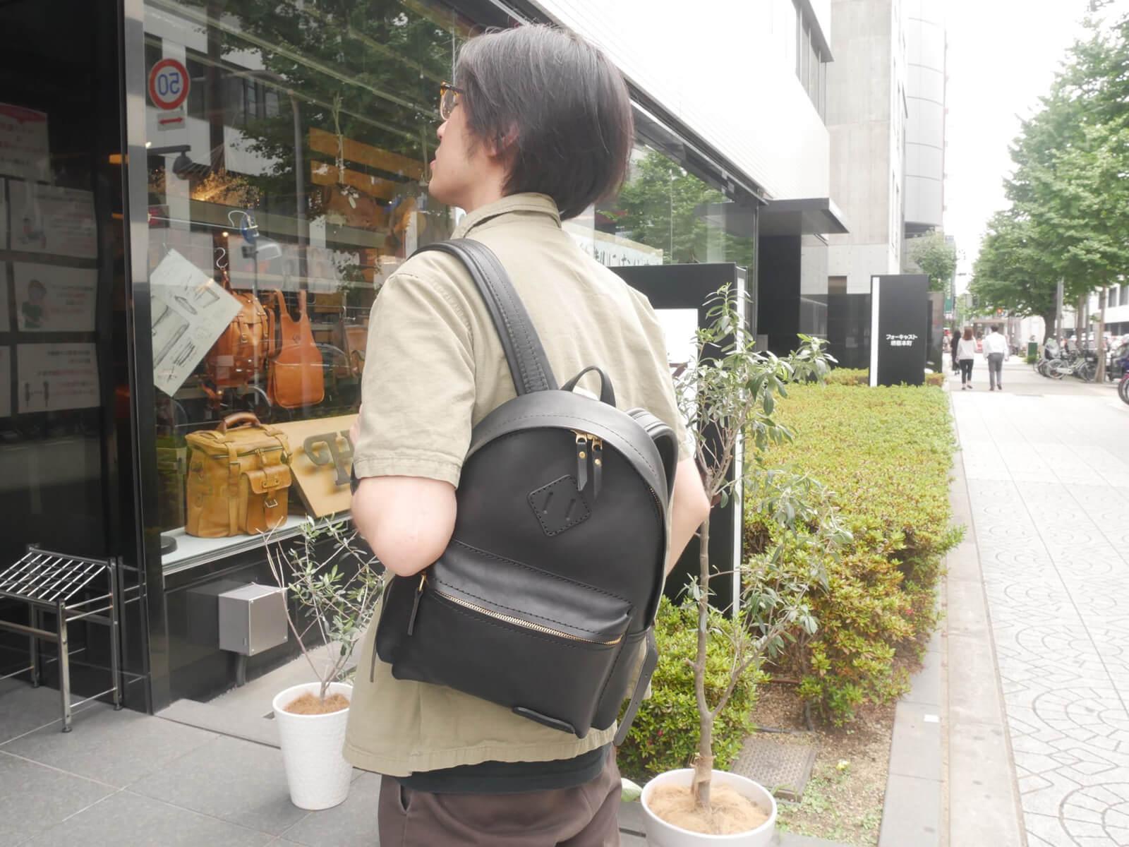 この夏のスタッフおすすめ鞄 R-93