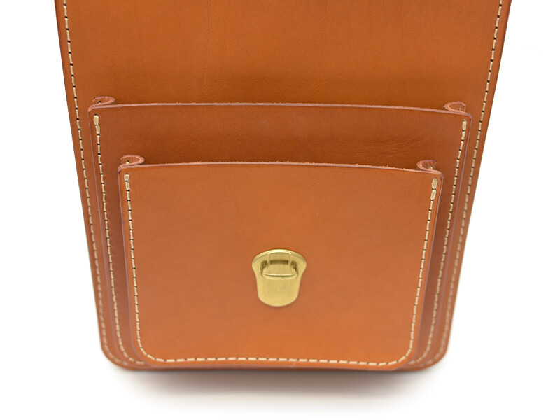 ビルド・2wayショルダーバッグ(A-10) 立体ポケット