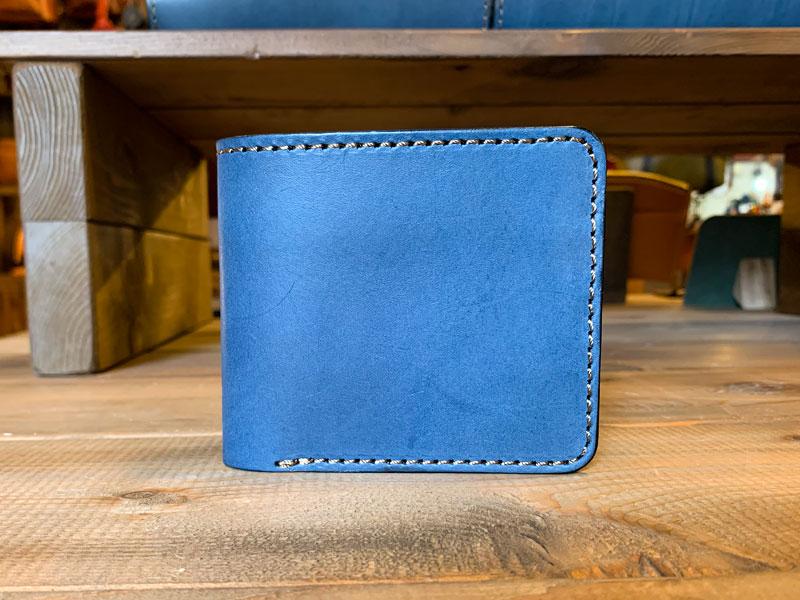デニムブルー 新品の財布