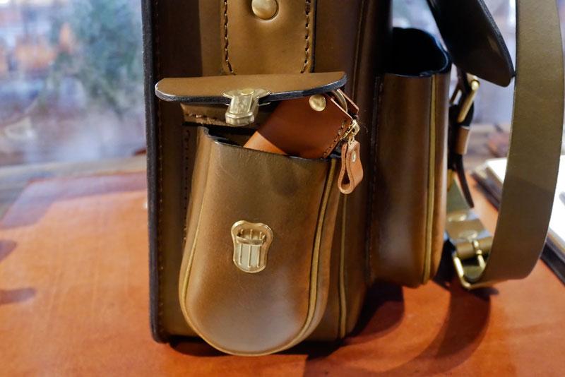 2wayショルダーバッグ(A-11) サイドポケット