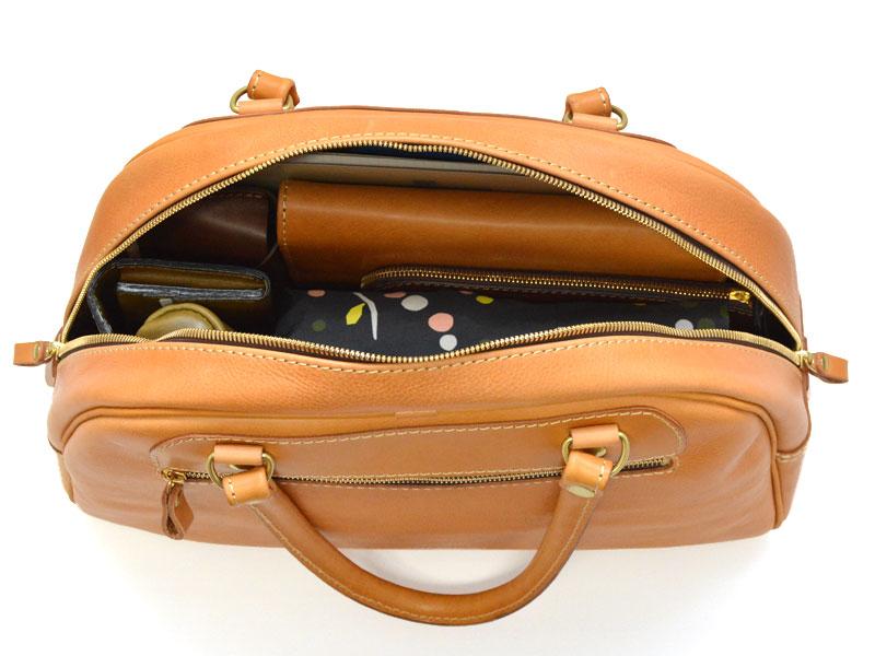 マディソンバッグ(V-149)Mサイズ収納例