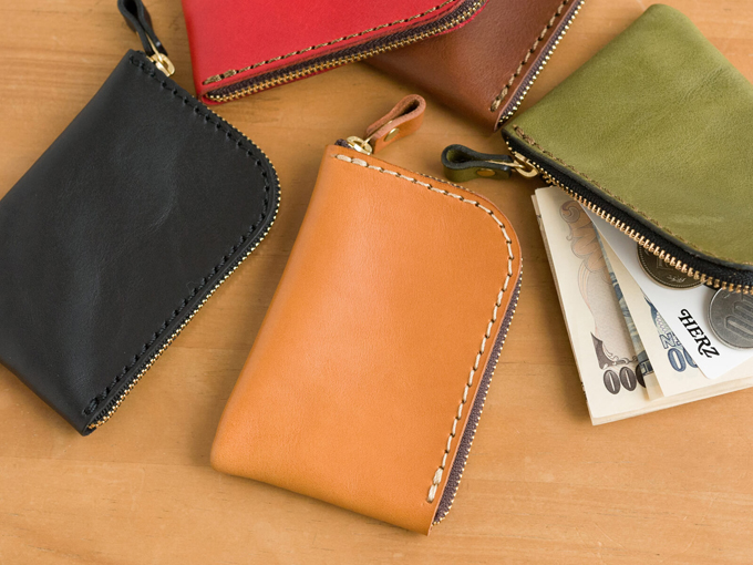 仕切り付きミニ財布(KK-2)