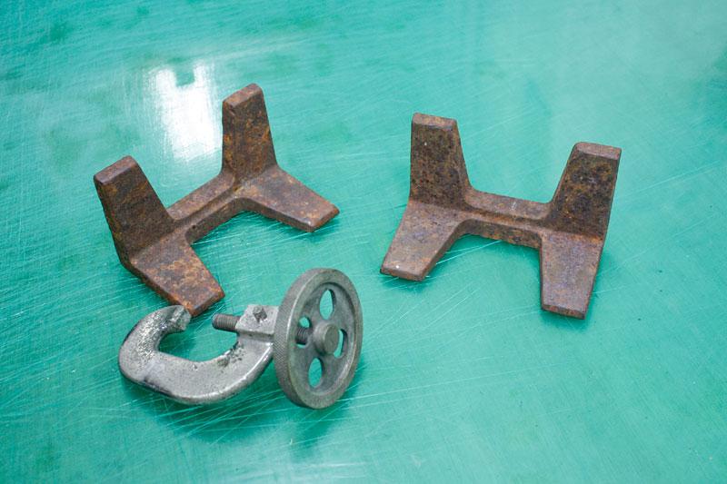 戦利品の古道具