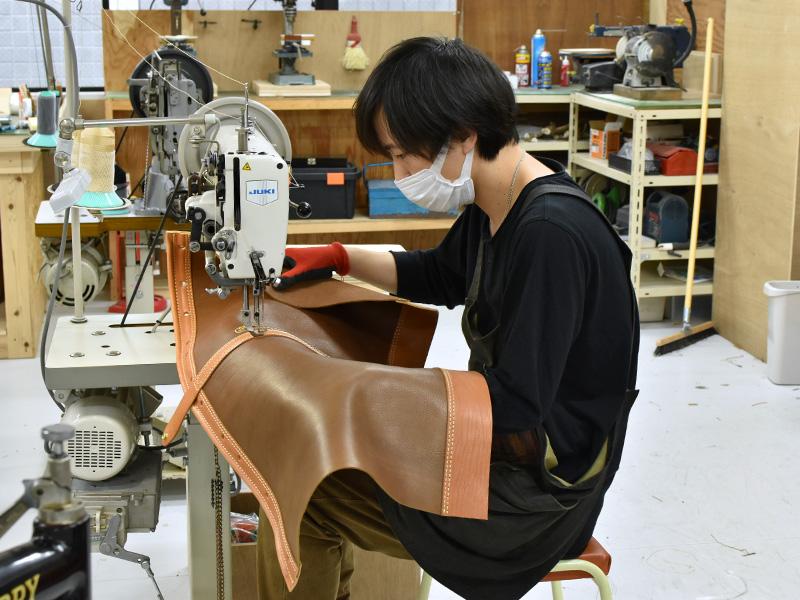 NET工房で制作を進める作り手のナメカワ