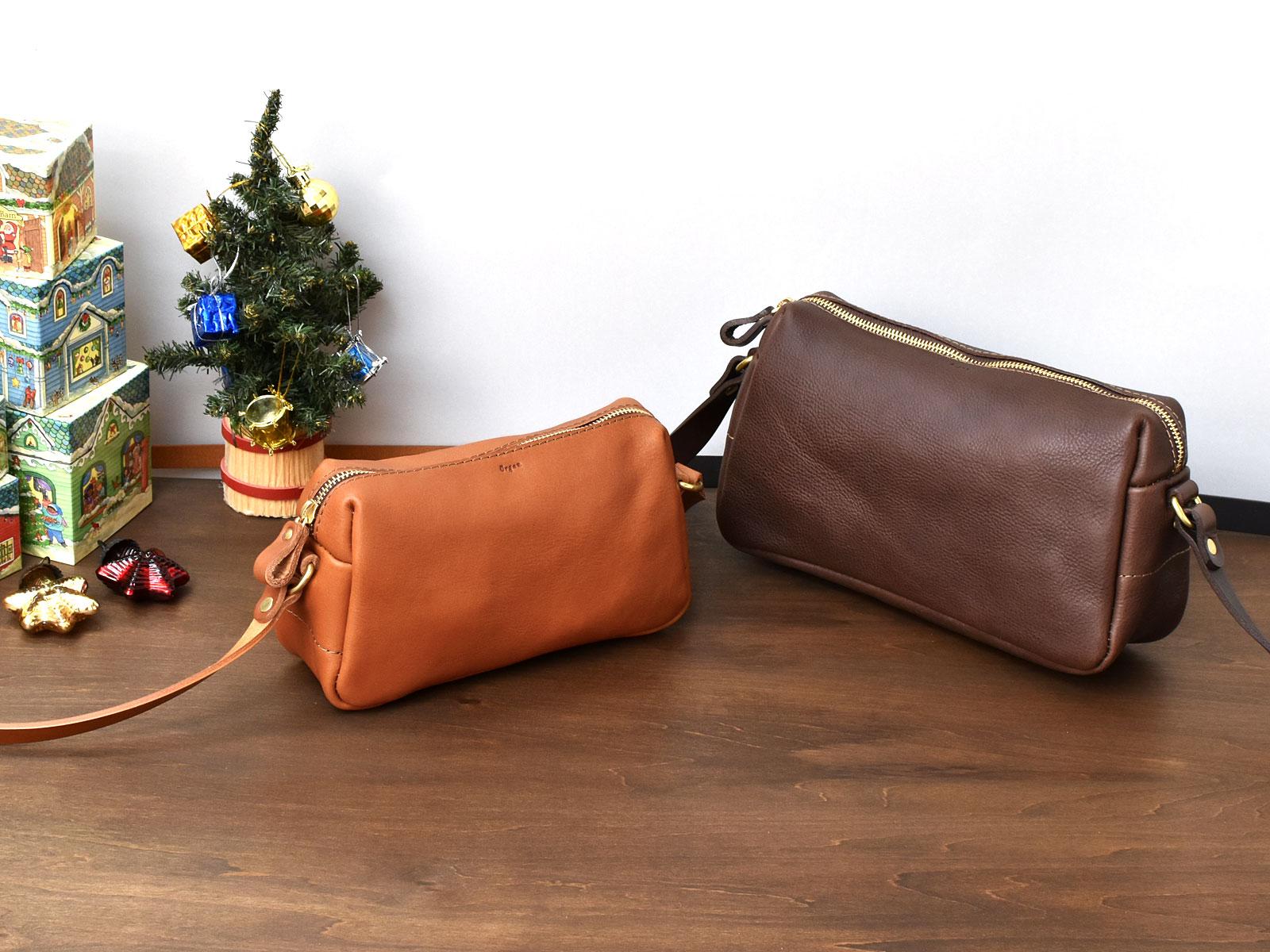 クリスマスプレゼントに人気の革鞄特集2020