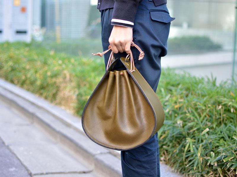 巾着鞄(Q-27)