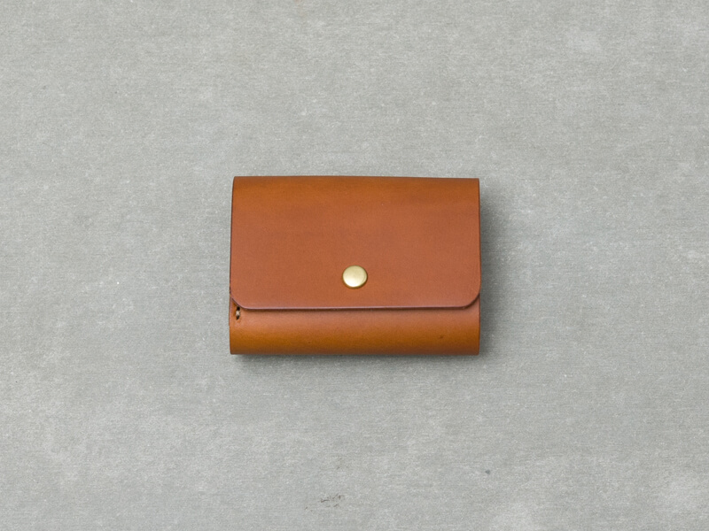 コンパクト財布(GS-69) 前面